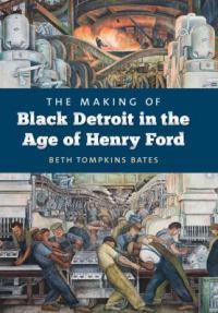 black detroit henry ford