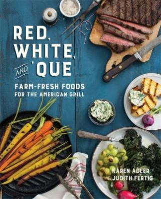 red white and que