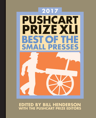 pushcart prize small press 2017