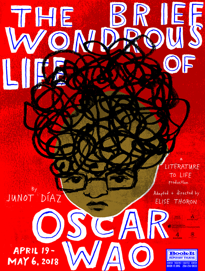 the brief and wondrous life of oscar wao pdf