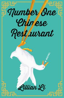 Book cover of Number One Chinese Restaurant