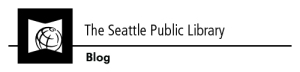 the seattle public library logo blog