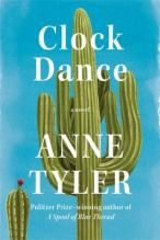 book cover image of clock dance