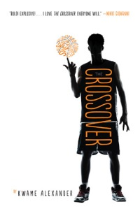 Book cover: Crossover by Kwame Alexander