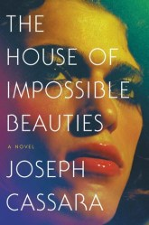 """Book cover for """"House of Impossible Beauties"""""""