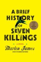 Book cover image for A Brief History of Seven Killings