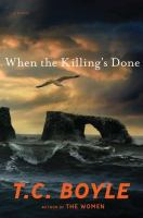 Book cover image of When the Killing's Done