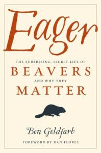 Book cover image for Eager