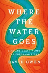 Book cover image for Where the Water Goes