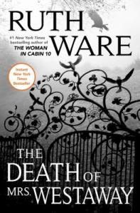 Book cover image for The Death of Mrs. Westaway