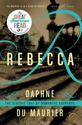 Book cover image for Rebecca