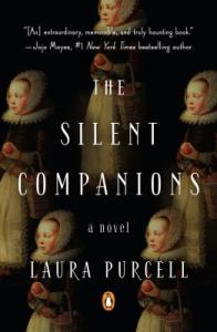 Book cover image for The Silent Companions