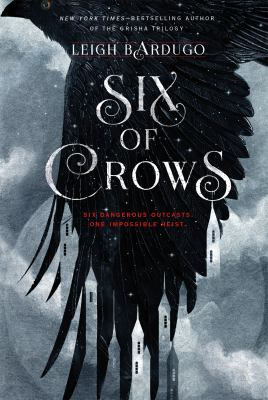 image of book cover for Six of Crows
