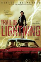 Book cover image for Trail of Lightning