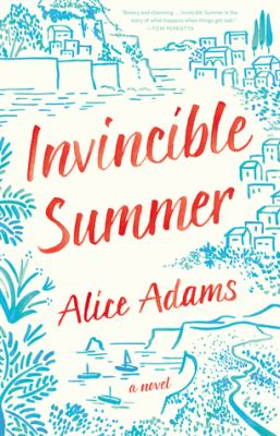 book cover image for Invincible Summer