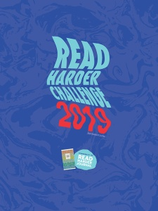 Image for Book Riot's Read Harder Challenge 2019