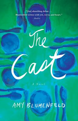 book cover image for The Cast