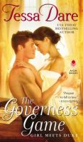 Book cover image for The Governess Game