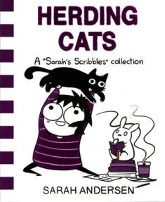 Herding Cats a Sarah's Scribbles collection