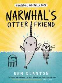 Narwahl and Jelly book 4