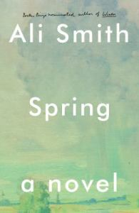 Book cover image of Spring by Ali Smith