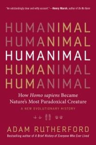 Book cover image for Humanimal