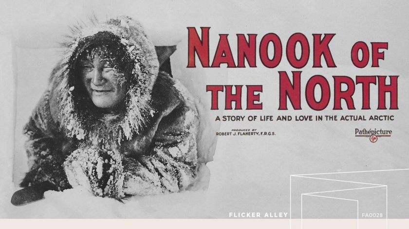 Nanook of the North movie poster
