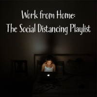 Work from Home: The Social Distancing Playlist from Freegal