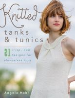 knitted tanks