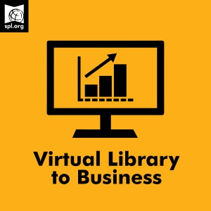 Virtual Library to Business graphic