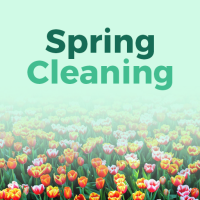 Spring Cleaning playlist from Freegal