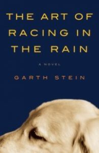 The Art of Racing in the Rain book cover image