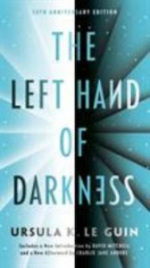 The Left Hand of Darkness book cover image