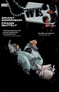 We3 by Grant Morrison and Frank Quietly
