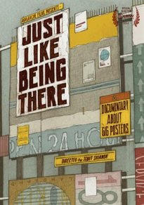 Just Like Being There movie poster