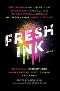 Image of book cover for Fresh Ink