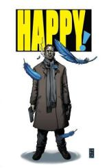 Happy by Grant Morrison and Darick Robertson