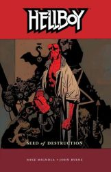 Hellboy Seed of Destruction by Mike Mignola and John Byrne