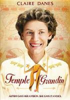 Cover image for Temple Grandin
