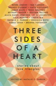 Image of book cover for Three Sides of a Heart