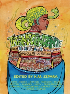 Image of book cover for Transcendent.