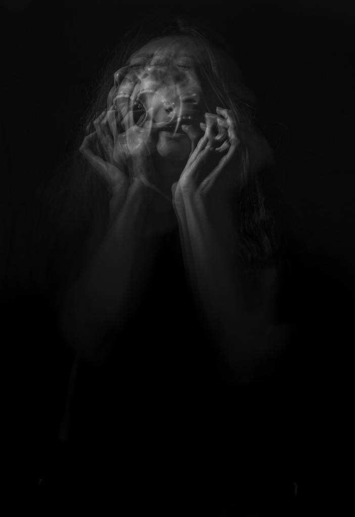 Image of frightened person courtesy of Camila Quintero Franco, via Unsplash