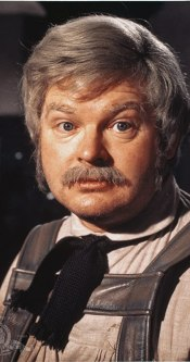 picture of Benny Hill in costume