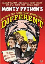 DVD cover image for And Now for Something Completely Different