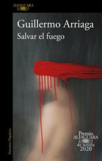 Book cover image for Salvar el fuego