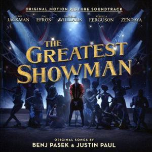 Image of cover of The Greatest Showman Original Motion Picture Soundtrack