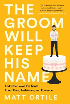 Groom Will Keep His Name