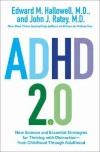 Book cover image for ADHD 2.0