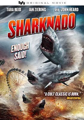 DVD cover image for Shardnado