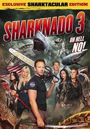 DVD cover image of Sharknado 3